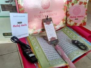 FREE_ONGKIR_Mushaf_al_qolam_FOR_WOMEN___Terbaru_Al_Quran_Khu